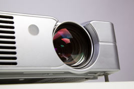Projector for hire in Cork, Kerry and Waterford,
